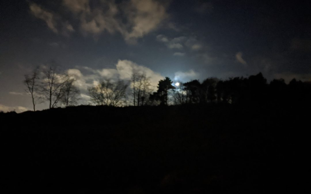 CEFive Joins Forces With Paranormal Paradigm at Castle Ring, Cannock Chase